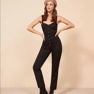Reformation Jamie Jumpsuit Size 4 Small BNWT